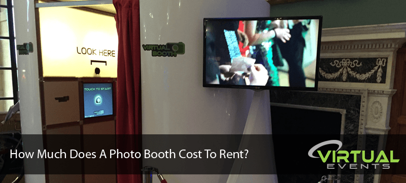 how much does a photo booth cost to rent events photo