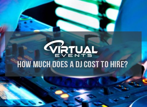 How Much Does A DJ Cost To Hire