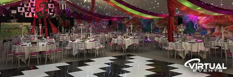 Virtual Events Party Dancefloors