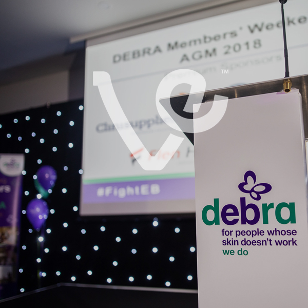 Debra – Annual Members Day 2018