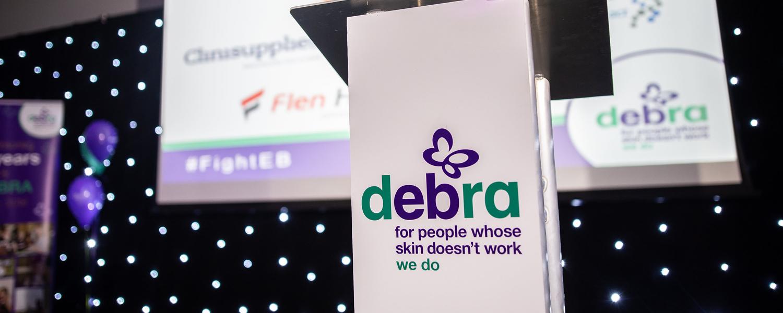 Debra – Annual Members Day 2018